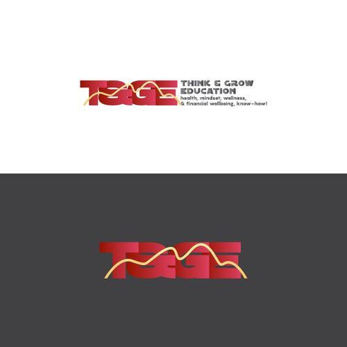 Entry Logo for Education Company Logo Rebrand