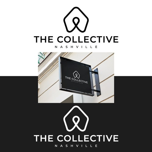 Logo Concept for The Collective