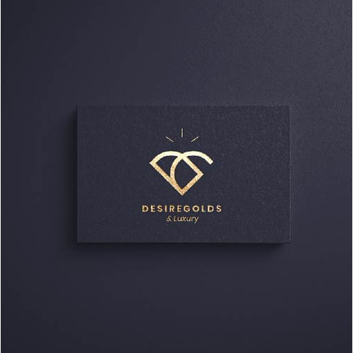 Logo concept for jewelry store