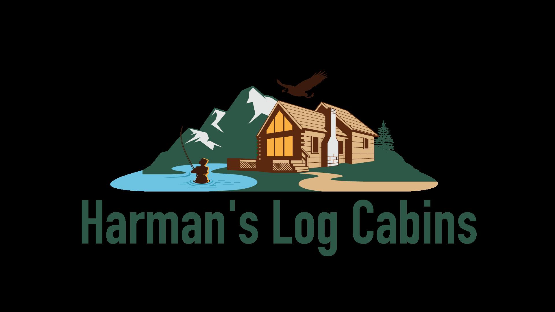 West Virginia Log Cabin Logo Redesign
