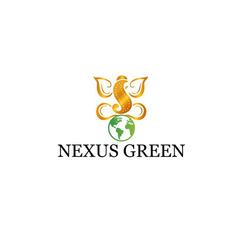 Logo concept for NEXUS GREEN