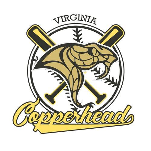 Virginia copperhead