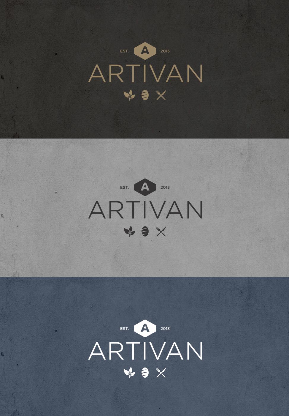ARTIVAN needs a new logo