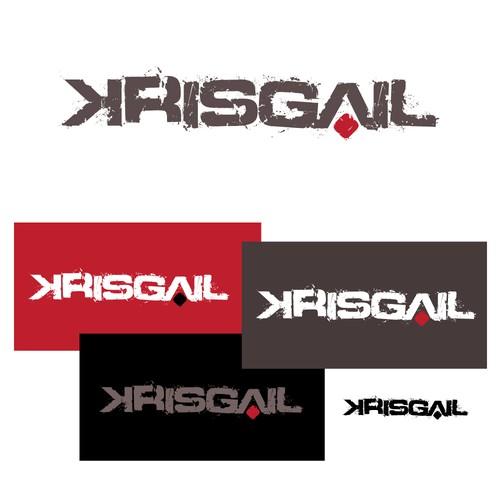 Hip Hop DJ personal logo