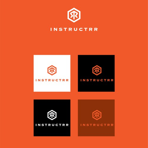 iconic logo for a new concept focused on fitness & wellness professionals.