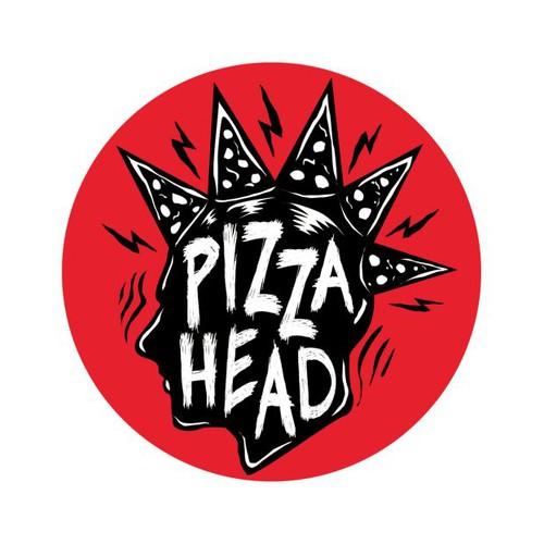 Bold pizza logo