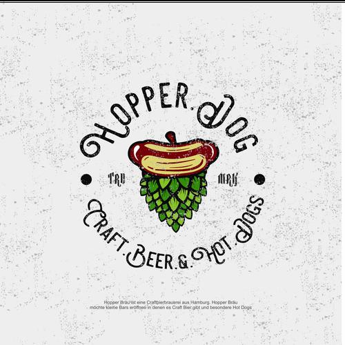 Craft Bier & Hot Dog Bar braucht ein Logo