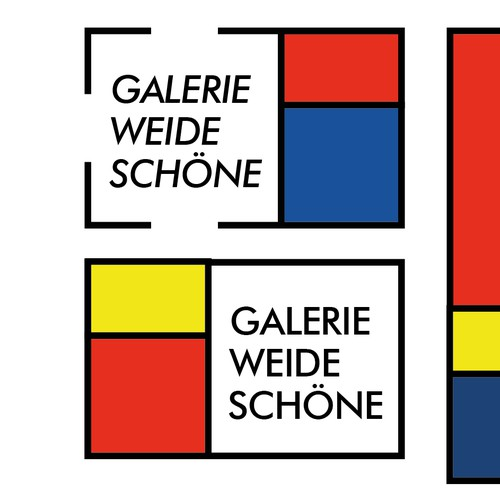German Art Galery logo idea