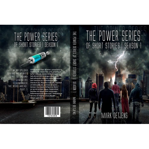The Power Series of Short Stories