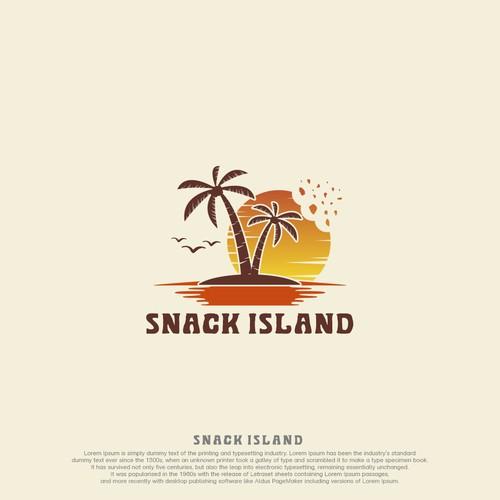 Snack Island Logo