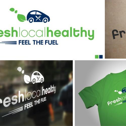 logo for Fresh Local Healthy