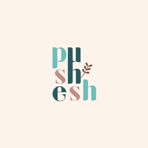 Logo for Pushesh