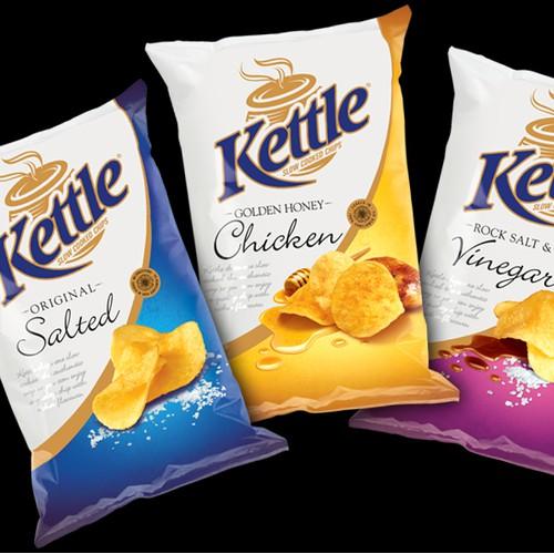 Kettle Chips Snack Brands Australia