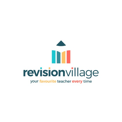 Revision Village Logo