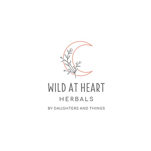Logo for Wild at Heart Herbal