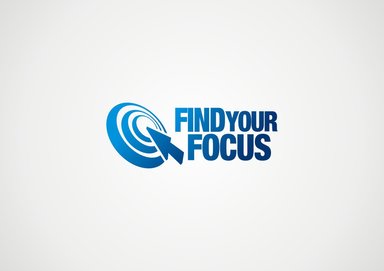 Simple Clean Logo needed for Find Your Focus