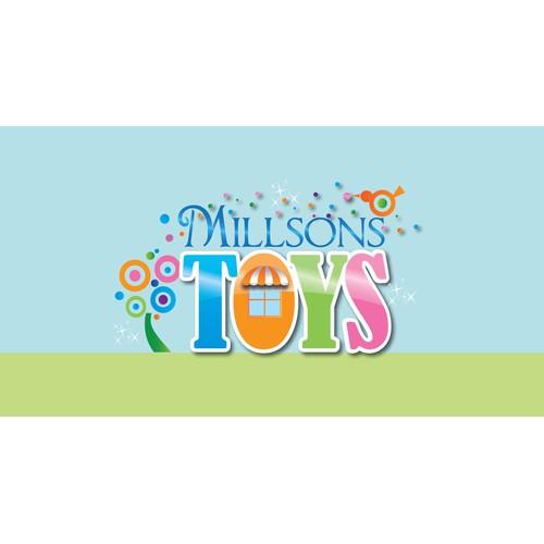 logo for Millsons Toys