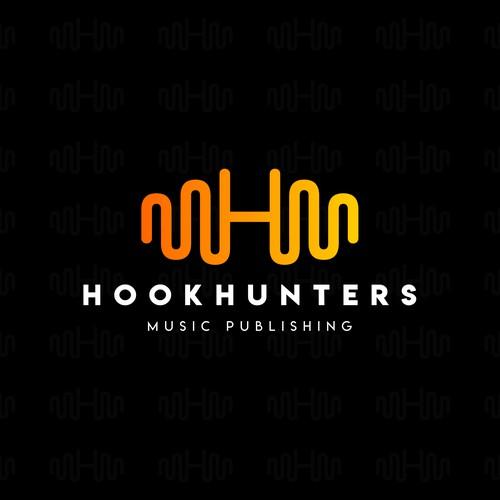 HookHunters Music Publishing Logo