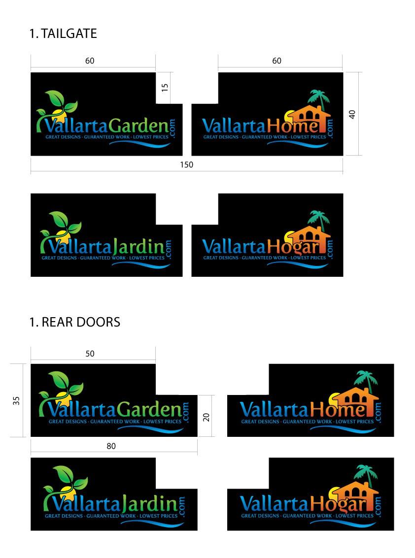 Help Vallarta Home / Vallarta Garden with a new logo