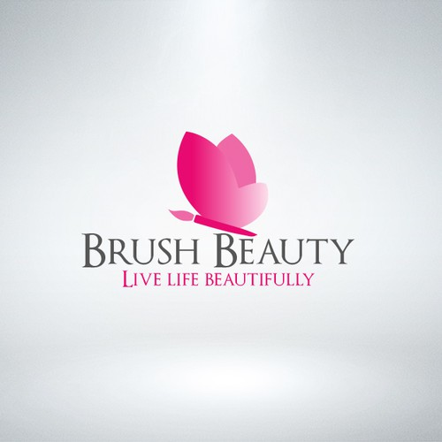 Create a standout logo for a cosmetic company.