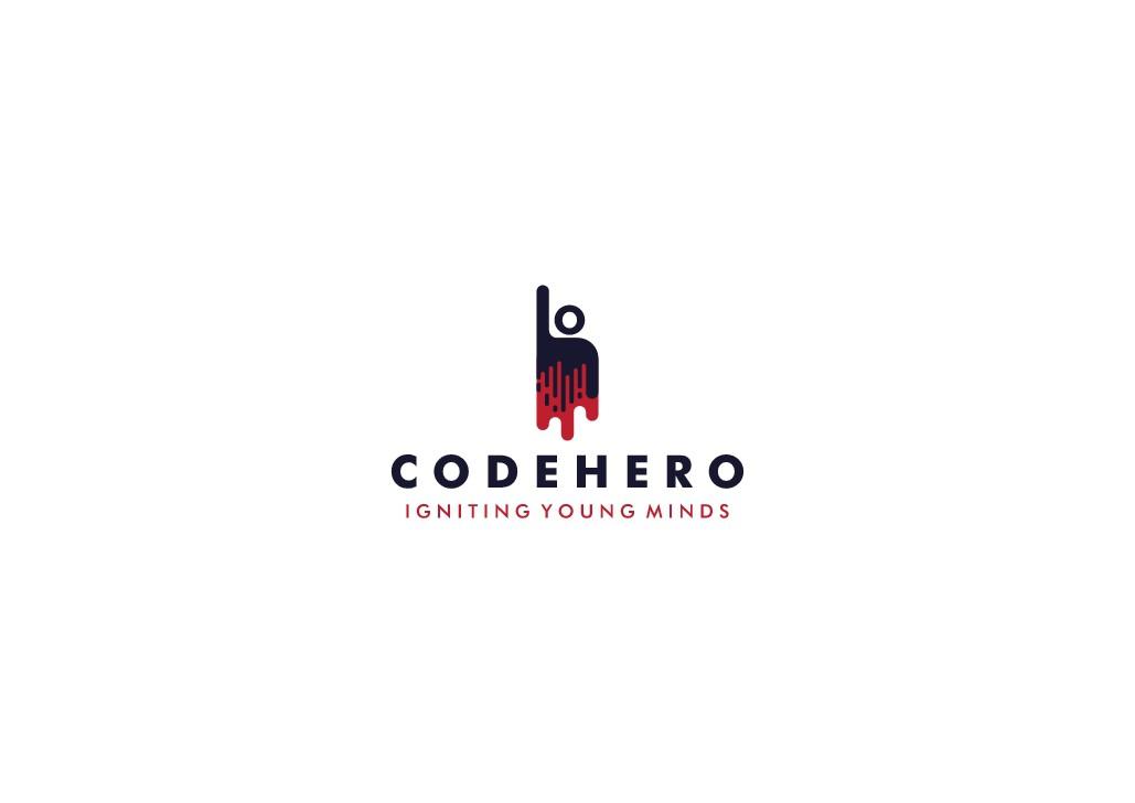 A new logo for Superhero web developers recruiting site