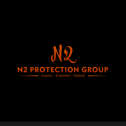 Bold Logo Concept For N2 PROTECTION GROUP