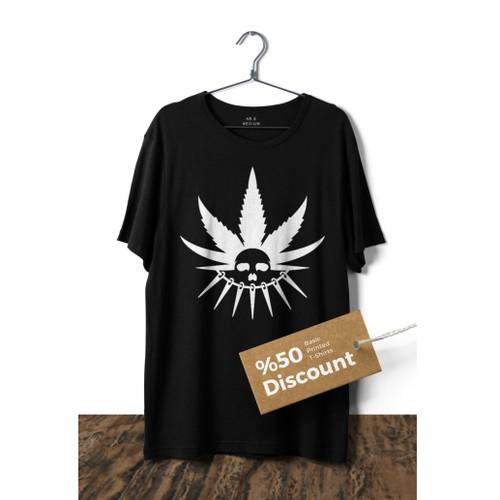 Skull + Cannabis
