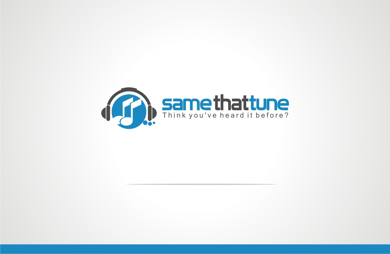logo for Same That Tune