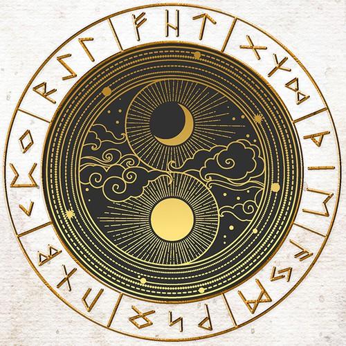 Runen und Feng Shui: Das Geheimnis der 72 Formeln