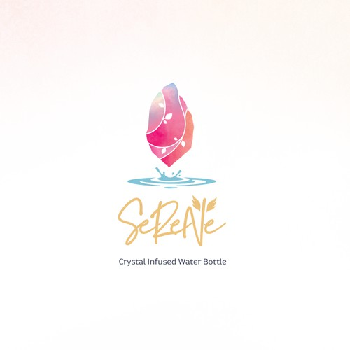 Crystal energy water