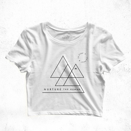 NURTURE THE HUMAN T-SHIRT