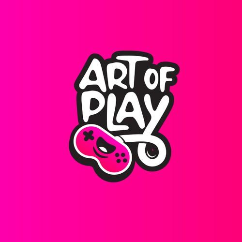 Video game studio  logo