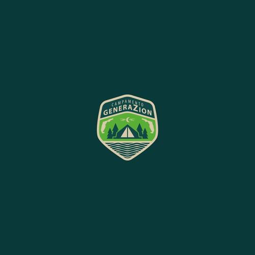 Logo concept for Campamento GeneraZion