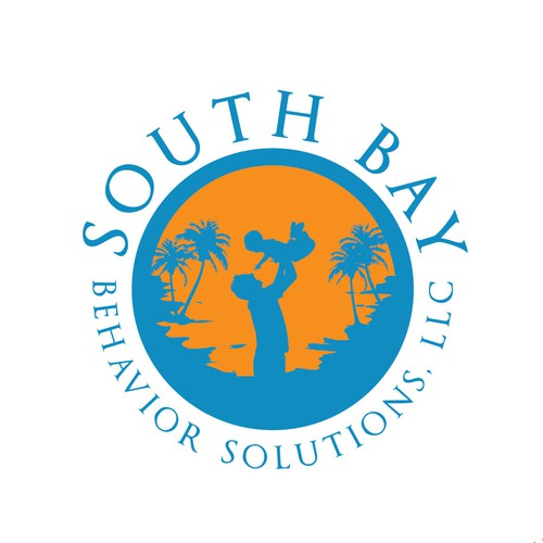 Design a creative and engaging logo for South Bay Behavior Solutions, LLC