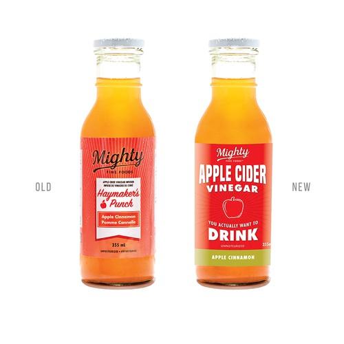 Beverage redesign