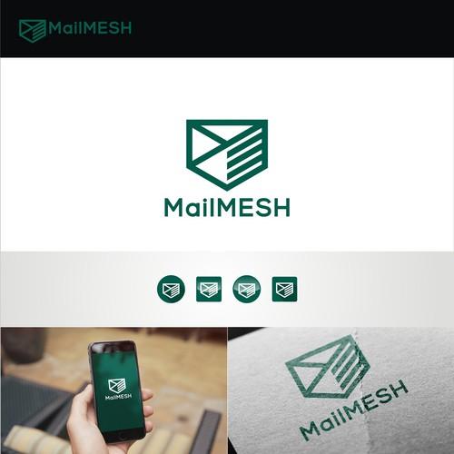 Design a logo for technology service MailMesh