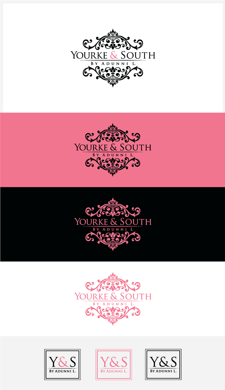 Help Yourke & South  with a new logo