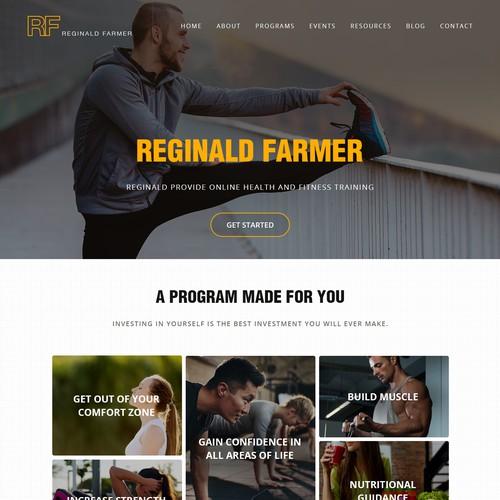 Reginald Farmer