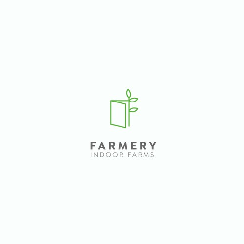 Indoor farm logo