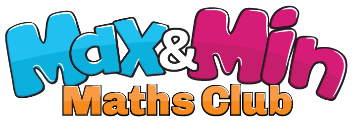 Amend Max and Min Club logo to add the word Maths
