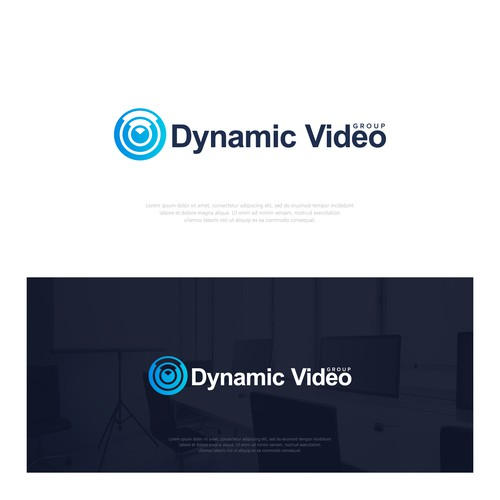 Logo concept for Dynamic Video Group