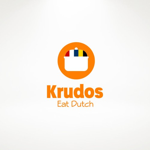 Logo design for a store that sells Dutch food to Dutch ánd multi cultural customers.
