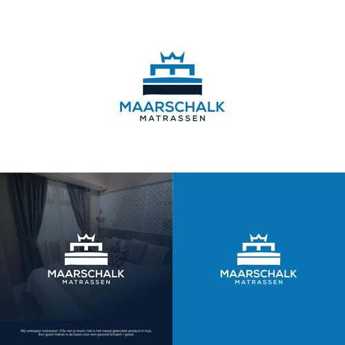 Logo Design for Maarschalk Matrassen