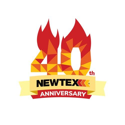 Anniversary logo concept
