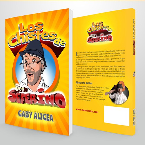 Los Chistes de Don Seferino by Gaby Alicea