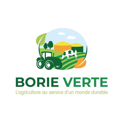 Borie Verte logotype
