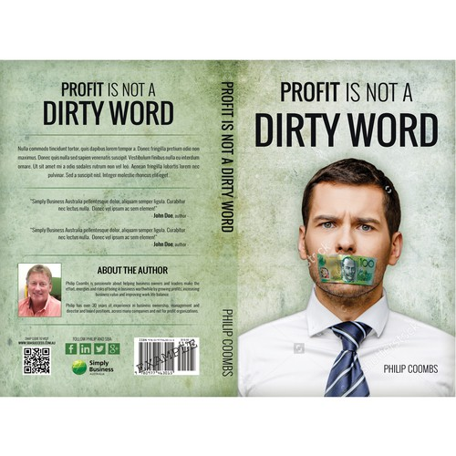 Profit Is Not a Dirty Word - book cover