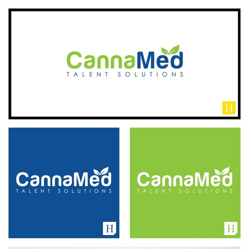 Design the look and logo for the leading Medical Marijuana staffing and recruiting firm