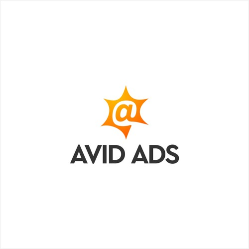 avid ads logo design