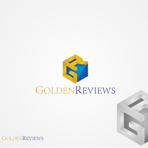Logo for the startup GoldenReviews